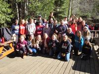 Winter Retreat at Sugar Pine