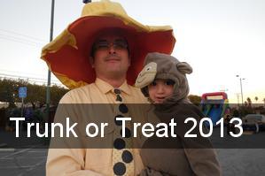 Trunk or Treat Recap