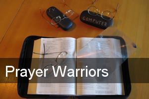 God's Mightiest Prayer Warriors Wear Trifocals
