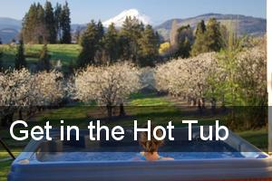 Step into God's Hot Tub