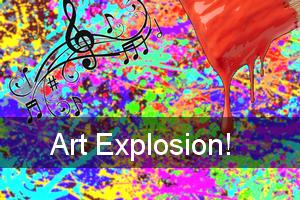 Art Explosion at Scott Lane