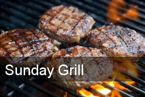 Sunday Grill is Coming