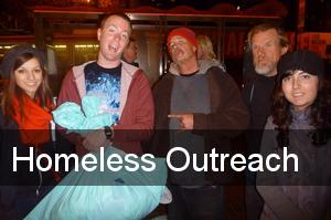 San Francisco Outreach