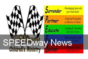 SPEEDway on the move