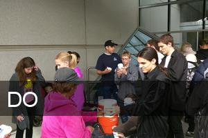 The Youth Did What??