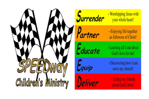 On the SPEEDway