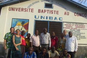 Baptist University in Congo