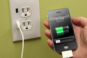 Don't Forget Your Charger!