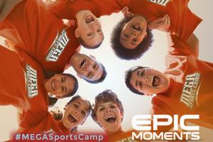 Mega Sports Camp: Epic Moments