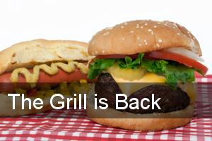Sunday Grill is Back