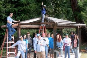 Redwood Glen Work Day