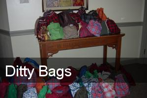 Ditty Bag Packing