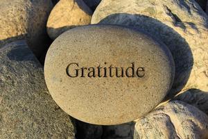 Declaration of Gratitude