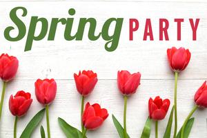 Children's Ministry Spring Party