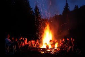 Redwood Glen Campfires