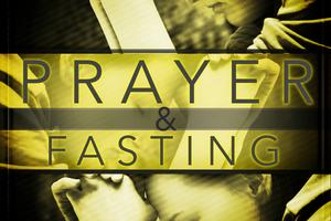 An Open Door: 31 Days Of Prayer And Fasting