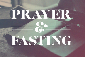 Praying And Fasting To Turn Vision Into Reality