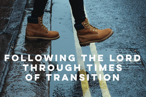 Times of Transition