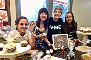 VIBE Bake Sale
