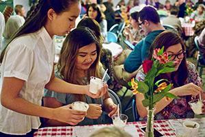 VIBE Youth Spaghetti Dinner Fundraiser