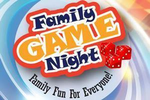 New Year's Eve family Game Night