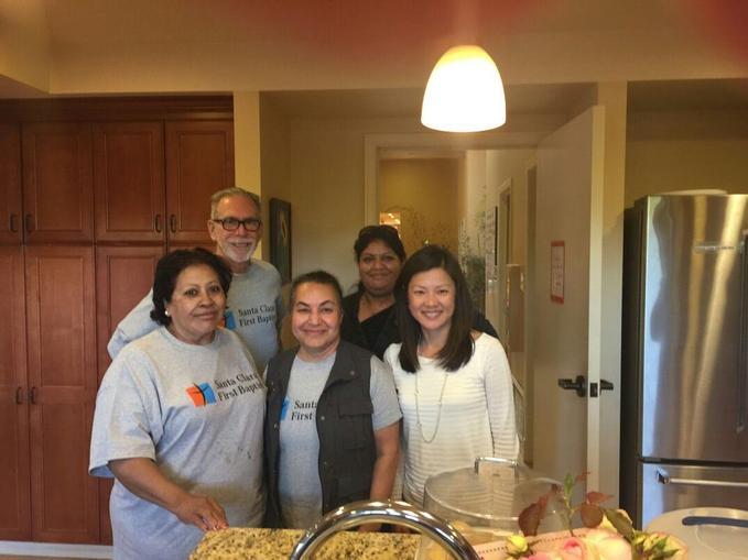 Dinner is Served | Santa Clara First Baptist Church