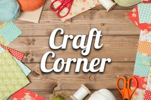 Craft Corner...ministry forward