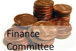 From the Finance Committee