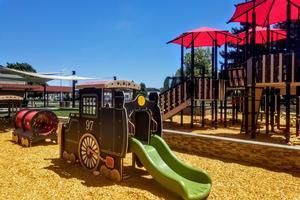 commUNITY Park Update
