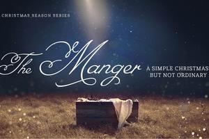The Manger: A Simple Christmas