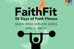 FaithFit: 50 Days of Faith Fitness
