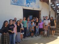 Our Mexico Mission team at their ministry site