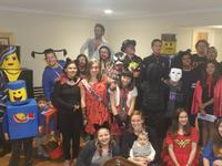 Youth Halloween party
